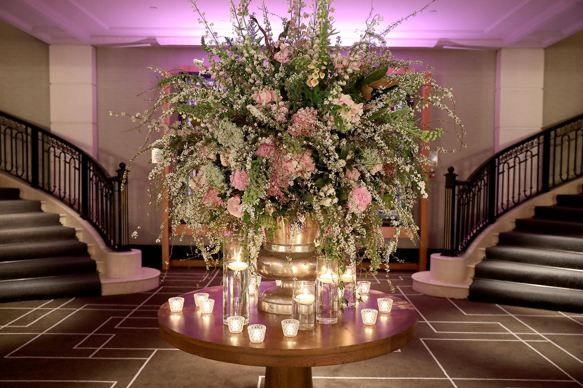 Image of Wedding Flower Arrangement Rosewood London, 1914, Member of Historic Hotels Worldwide, in London, England, United Kingdom, Weddings