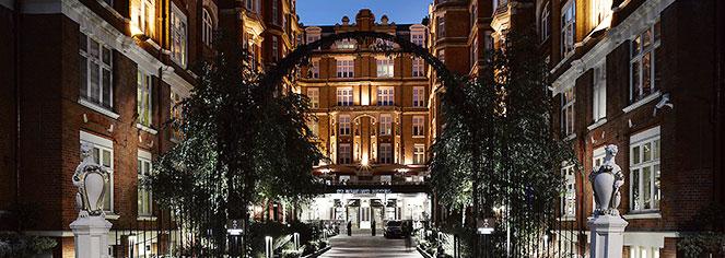 History:      St. Ermin's Hotel  in London