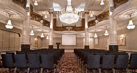 Meetings at      St. Ermin's Hotel  in London