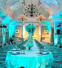 Weddings:      St. Ermin's Hotel  in London