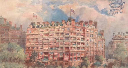 History:      The Savoy London  in London