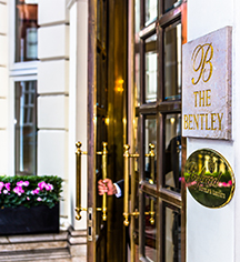 History:      The Bentley London  in London