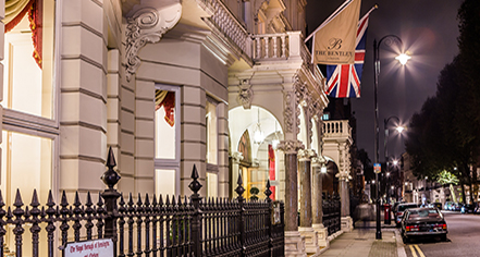 Event Calendar:      The Bentley London  in London