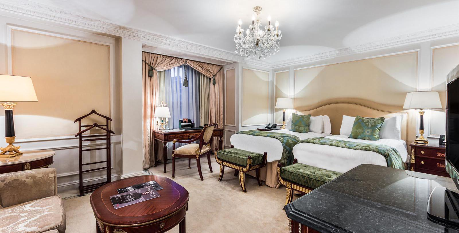 Image of Double Bed Guestroom at The Bentley London, 1880, Member of Historic Hotels Worldwide, in London, England, United Kingdom, Location Map