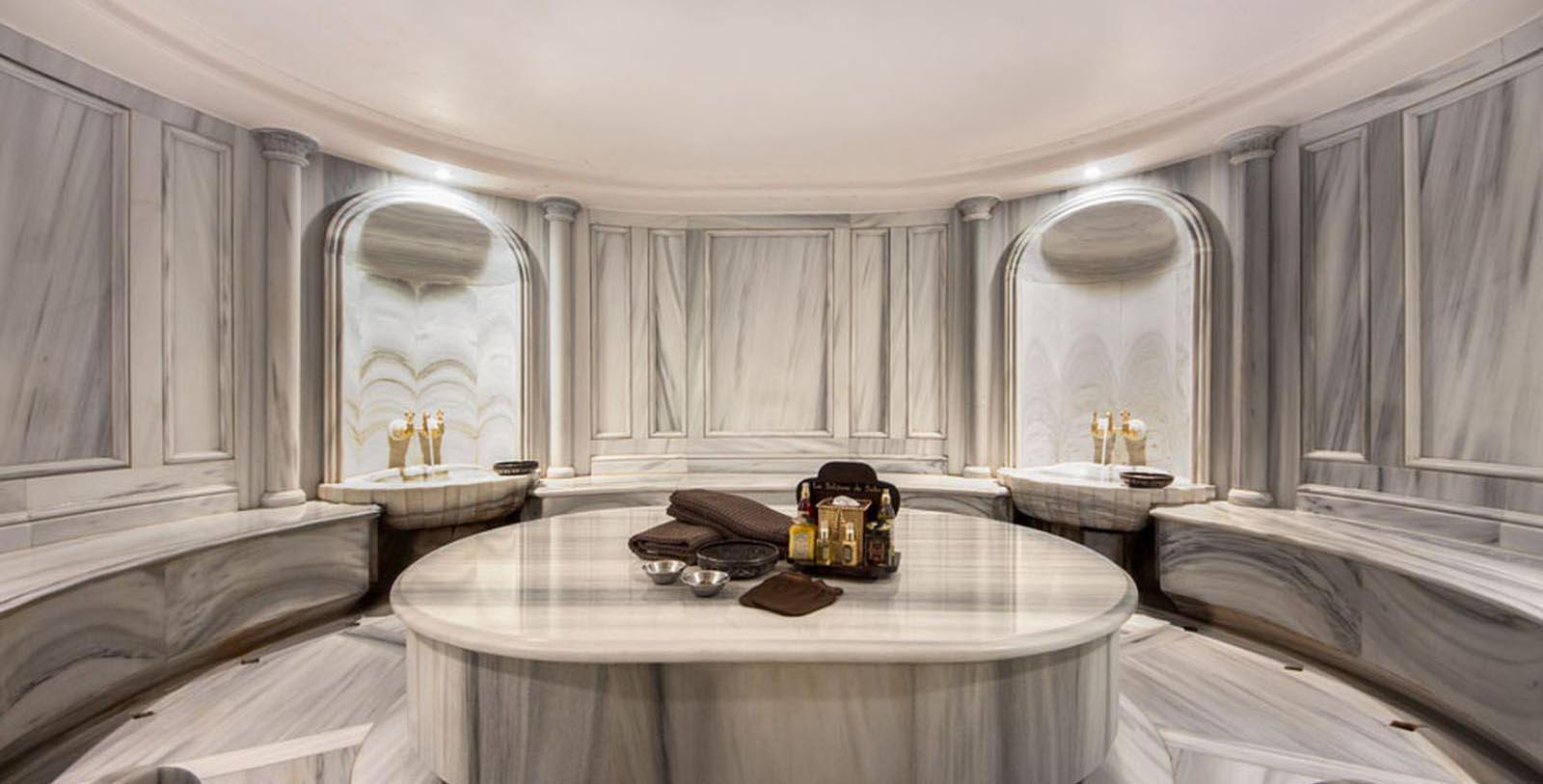 Image of Le Kalon Spa at The Bentley London, 1880, Member of Historic Hotels Worldwide, in London, England, United Kingdom, Hot Deals
