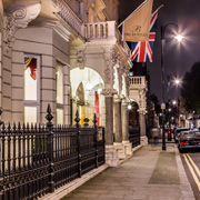 Book a stay with The Bentley London in London