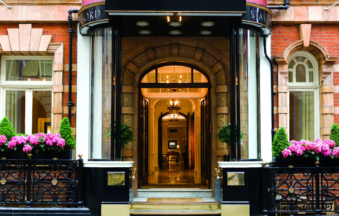 Customer Reviews:      The Stafford London  in London