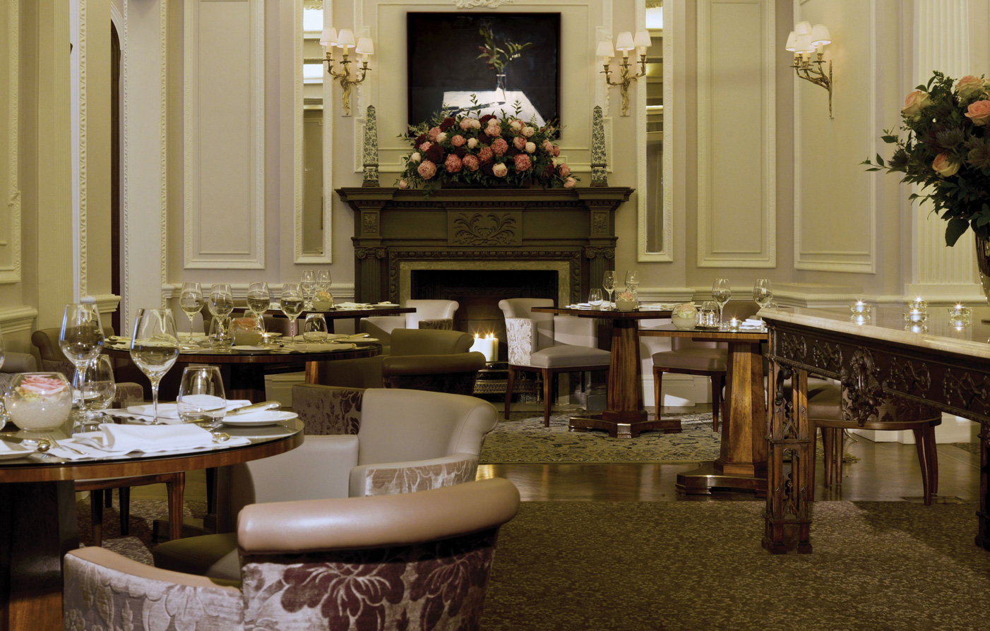 Dining:      The Stafford London  in London