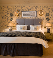 Accommodations:      The Stafford London  in London
