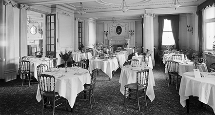 History:      The Stafford London  in London