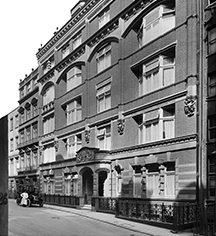 History The Stafford London In