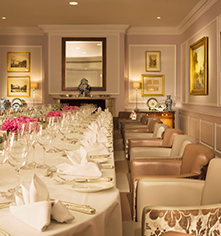 Meetings at      The Stafford London  in London