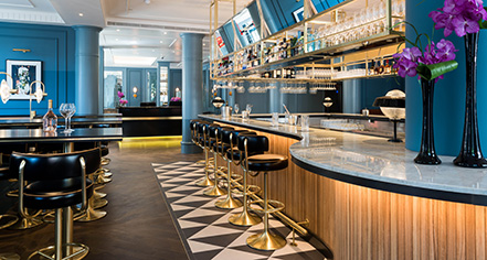 Activities:      The Trafalgar St. James London, Curio Collection by Hilton  in London