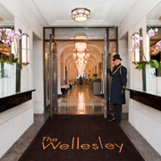 Book a stay with The Wellesley in London