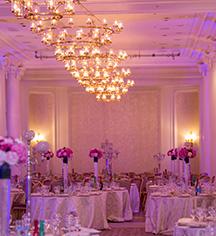 Weddings:      The Waldorf Hilton, London  in London
