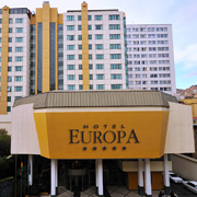 Book a stay with Hotel Europa in La Paz