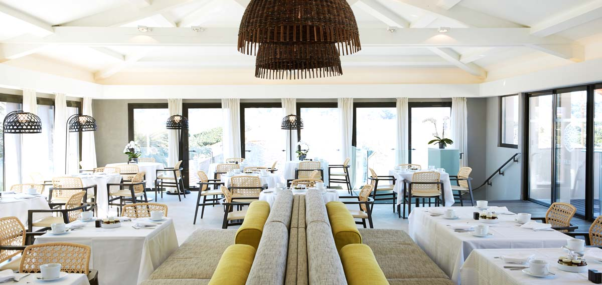 Dining:      Hotel de Paris Saint-Tropez  in Saint-Tropez