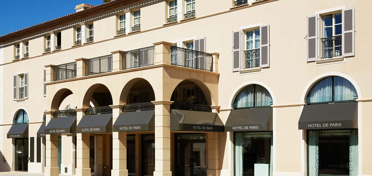 Hotel de Paris Saint-Tropez  in Saint-Tropez