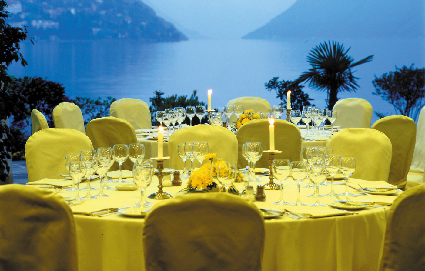 Dining:      Grand Hotel Eden  in Lugano