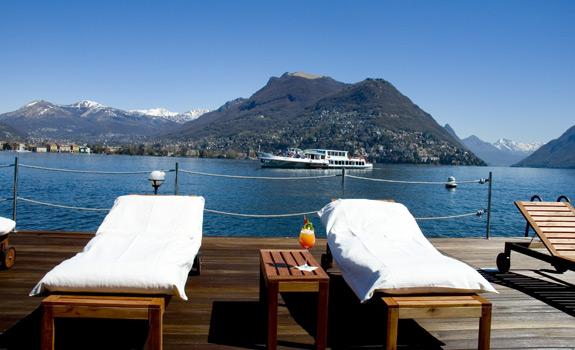 Hotel Eden Lugano Spa