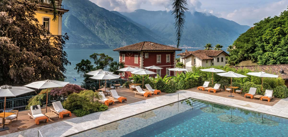 Activities:      Grand Hotel Tremezzo  in Lake Como Tremezzo
