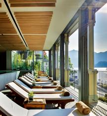 Local Attractions:      Grand Hotel Tremezzo  in Lake Como Tremezzo