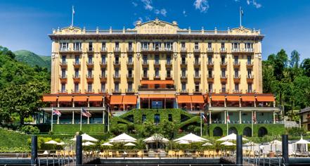 Grand Hotel Tremezzo  in Tremezzo