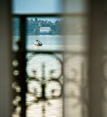 Grand Hotel Tremezzo  in Lake Como Tremezzo
