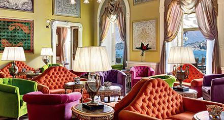 Meetings at      Grand Hotel Tremezzo  in Lake Como Tremezzo