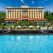 Book a stay with Grand Hotel Tremezzo in Lake Como Tremezzo