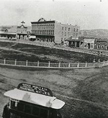 Ghost Stories:      Plaza Hotel 1882  in Las Vegas