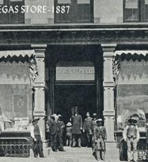 History:      Plaza Hotel 1882  in Las Vegas