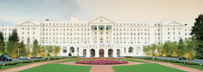 Dining at The Greenbrier® in White Sulphur Springs