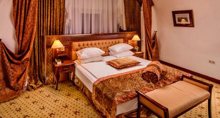 Accommodations:      Citadel Inn Hotel & Resort  in Lviv