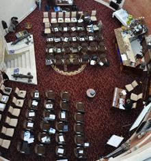 Meetings at      Citadel Inn Hotel & Resort  in Lviv
