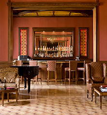 Dining at      Sofitel Winter Palace Luxor  in Luxor