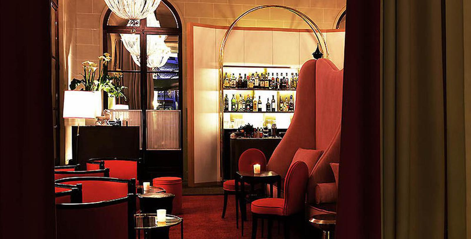 Image of Bar Hôtel Carlton Lyon - MGallery by Sofitel, 1894, Member of Historic Hotels Worldwide, in Lyon, France, Taste