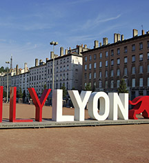Local Attractions:      Hôtel Carlton Lyon - MGallery by Sofitel  in Lyon