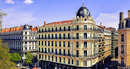Hôtel Carlton Lyon - MGallery by Sofitel  in Lyon