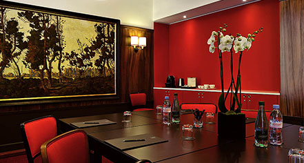 Meetings at      Hôtel Carlton Lyon - MGallery by Sofitel  in Lyon