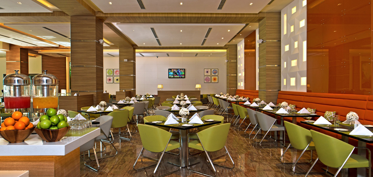 Dining:      Fortune Select Grand, Chennai  in Chennai