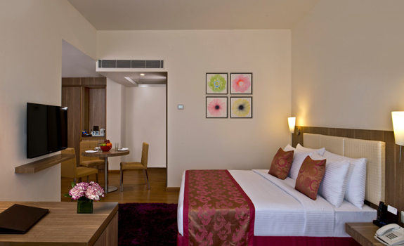 Fortune Select Grand, Chennai  - Accommodations