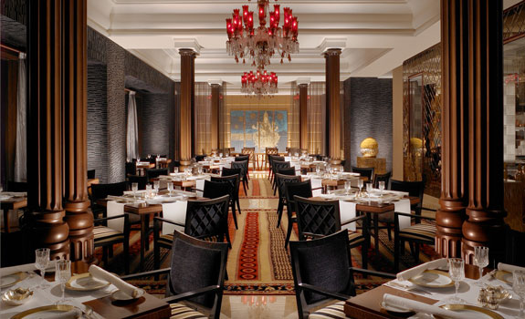 The Leela Palace Chennai  - Dining