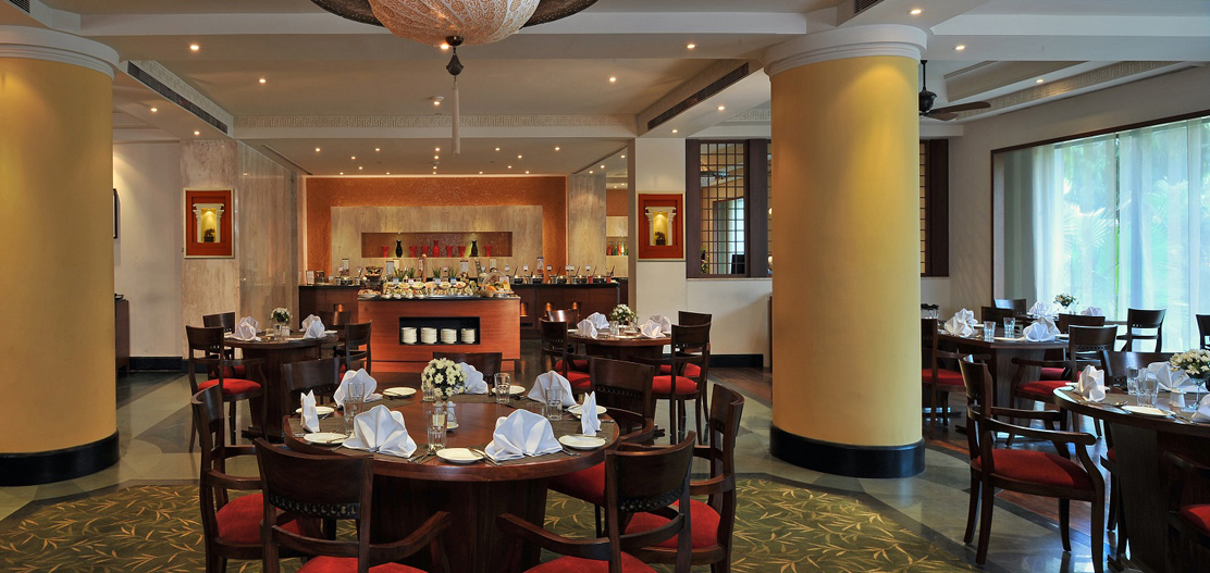 Dining:      WelcomHotel Chennai  in Chennai