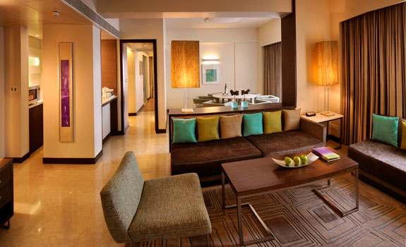 The Raintree, Anna Salai  - Accommodations