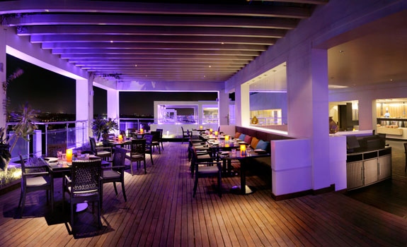 The Raintree, Anna Salai  - Dining