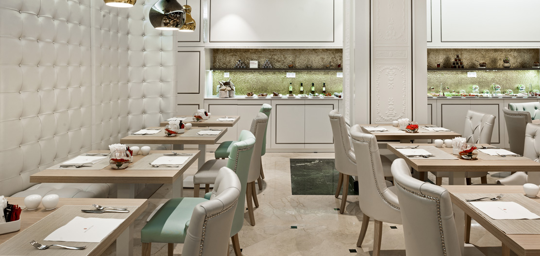 Dining:      NH Collection Madrid Abascal  in Madrid