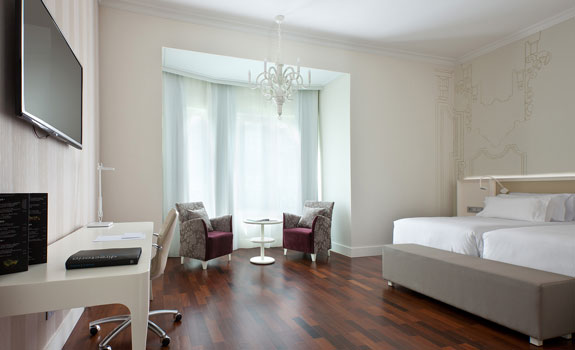 NH Collection Madrid Abascal  - Accommodations
