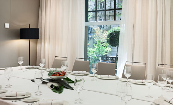 NH Collection Madrid Abascal  - Dining