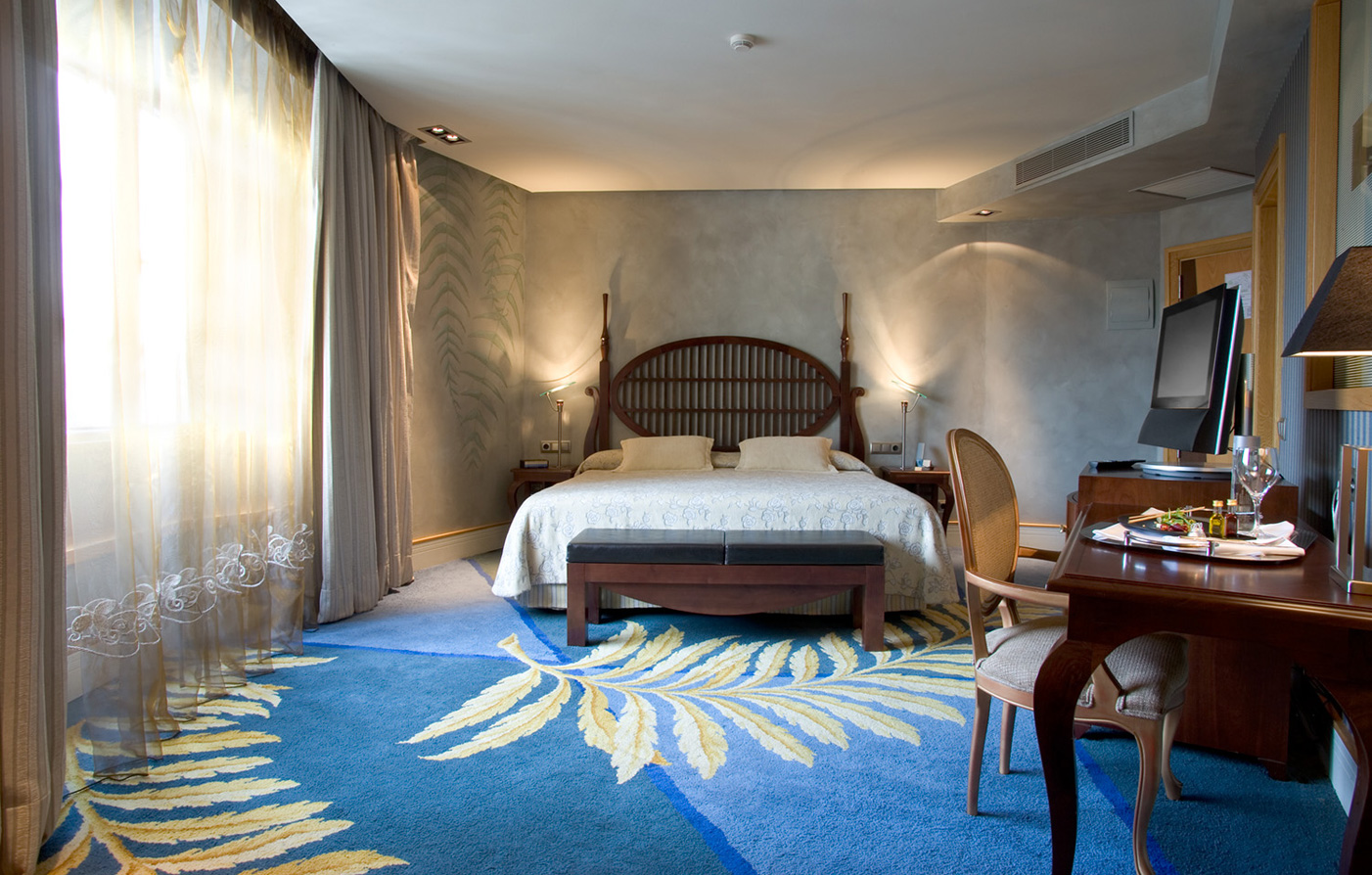 Accommodations Nh Collection Madrid Paseo Del Prado In Madrid
